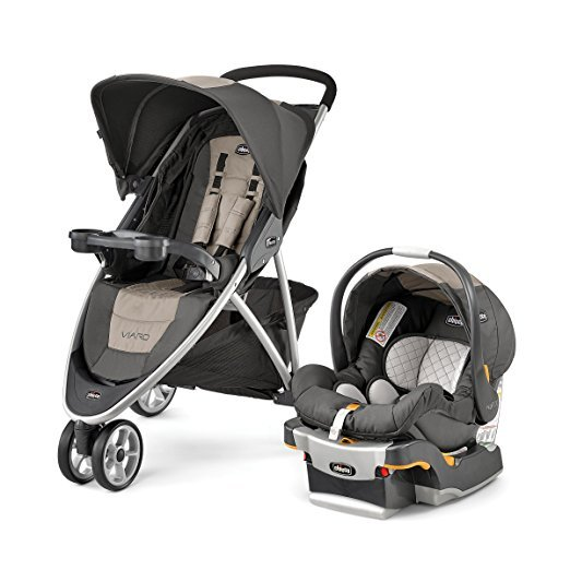 3 wheel baby stroller with car seat