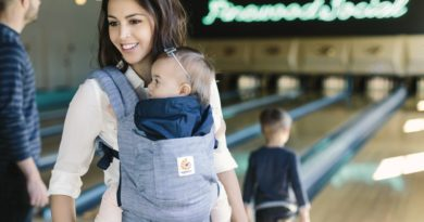 Advantages of Using a Baby Carrier