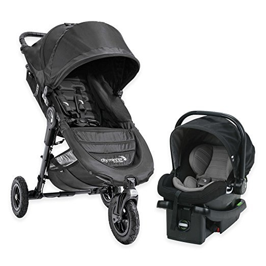 Baby Jogger 2016 City Mini GT Travel System
