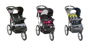 Good and Cheap jogging strollers by babytrend