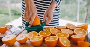 How Much Vitamin C Is Safe To Take While Breastfeeding