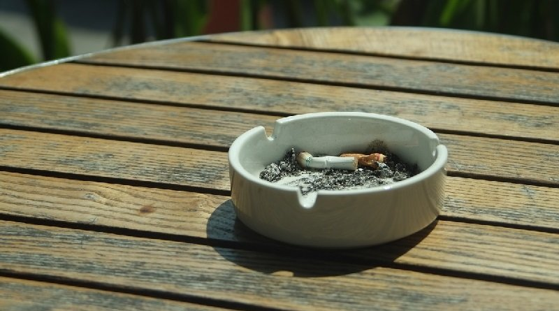 Smoking While Breastfeeding