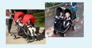Tandem vs side by side stroller