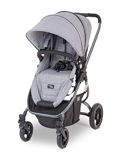 Valco Baby Snap Ultra Lightweight Reversible Stroller