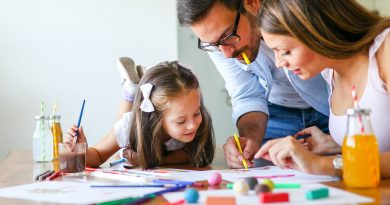 6 Activities to keep the little ones busy At Home