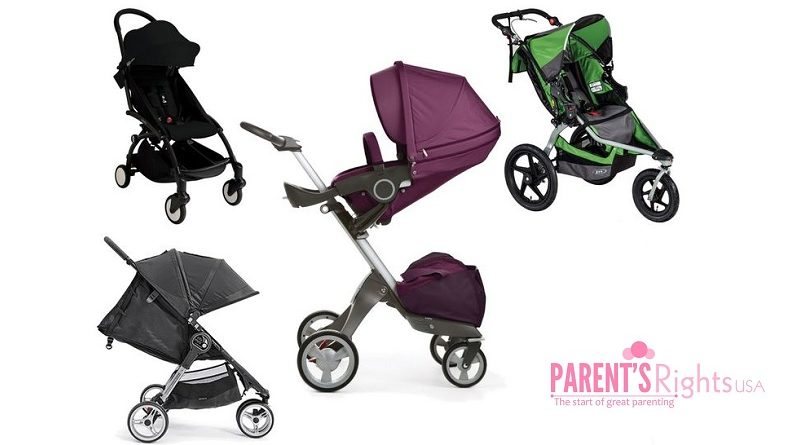 feature strollers