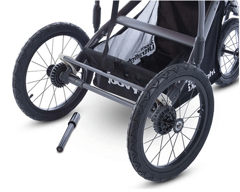 jogging stroller wheels